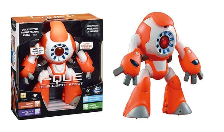 I-Que Intelligent Robot top 10 christmas presents for boys