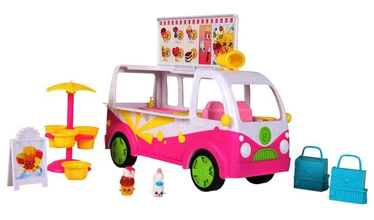 Shopkins Scoops ice cream truck playset top 10 toys for christmas 2015