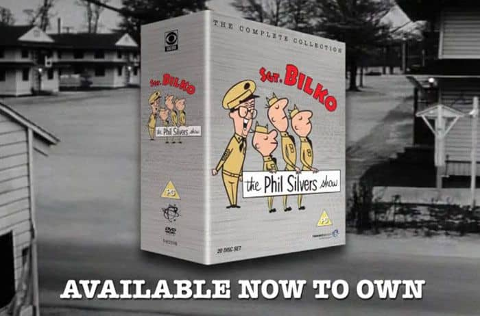 Bilko DVD collection