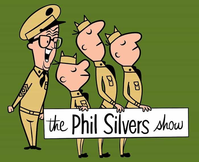 the phil silvers show collection