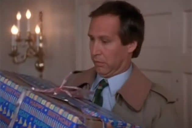 Are You A Christmas Vacation Fanatic Christmas Crackered