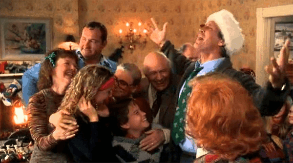 Christmas Vacation Characters The Griswold Family
