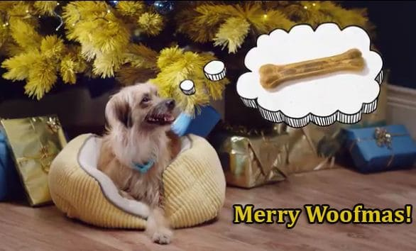 merry woofmas movie