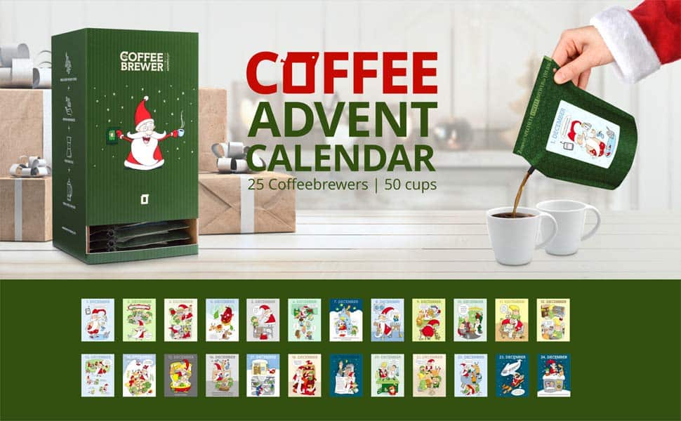 Coffee Christmas Advent Calendar