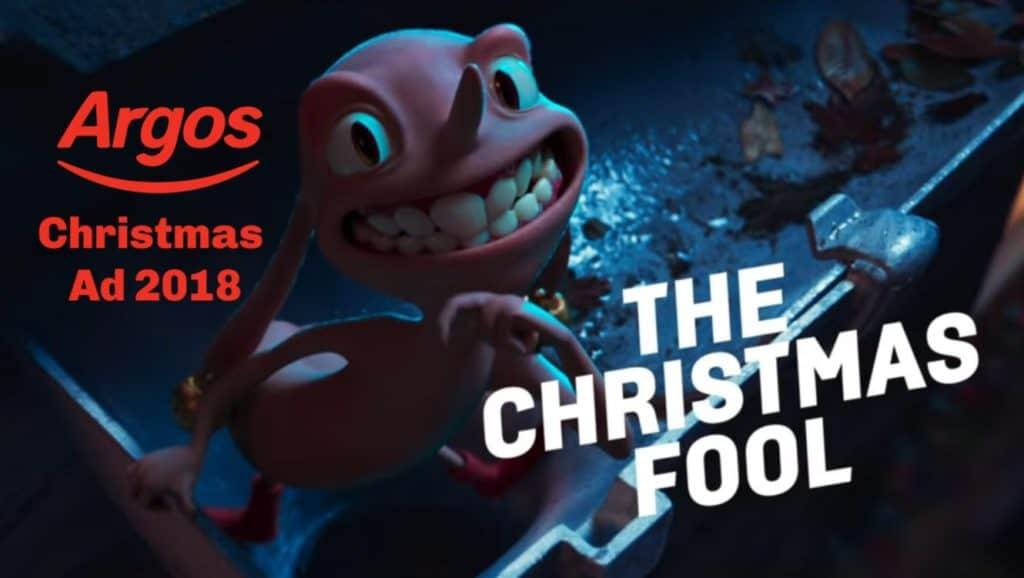 Argos Christmas Ad 2018