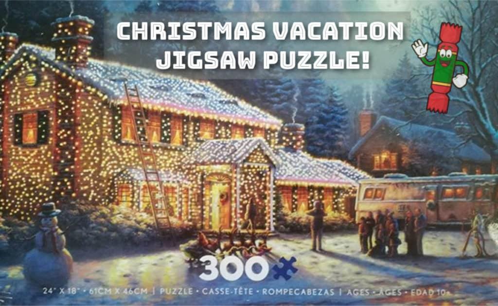 Christmas Vacation Jigsaw