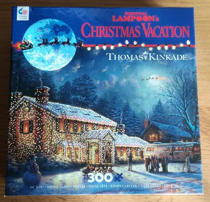 Christmas Vacation Jigsaw Puzzle
