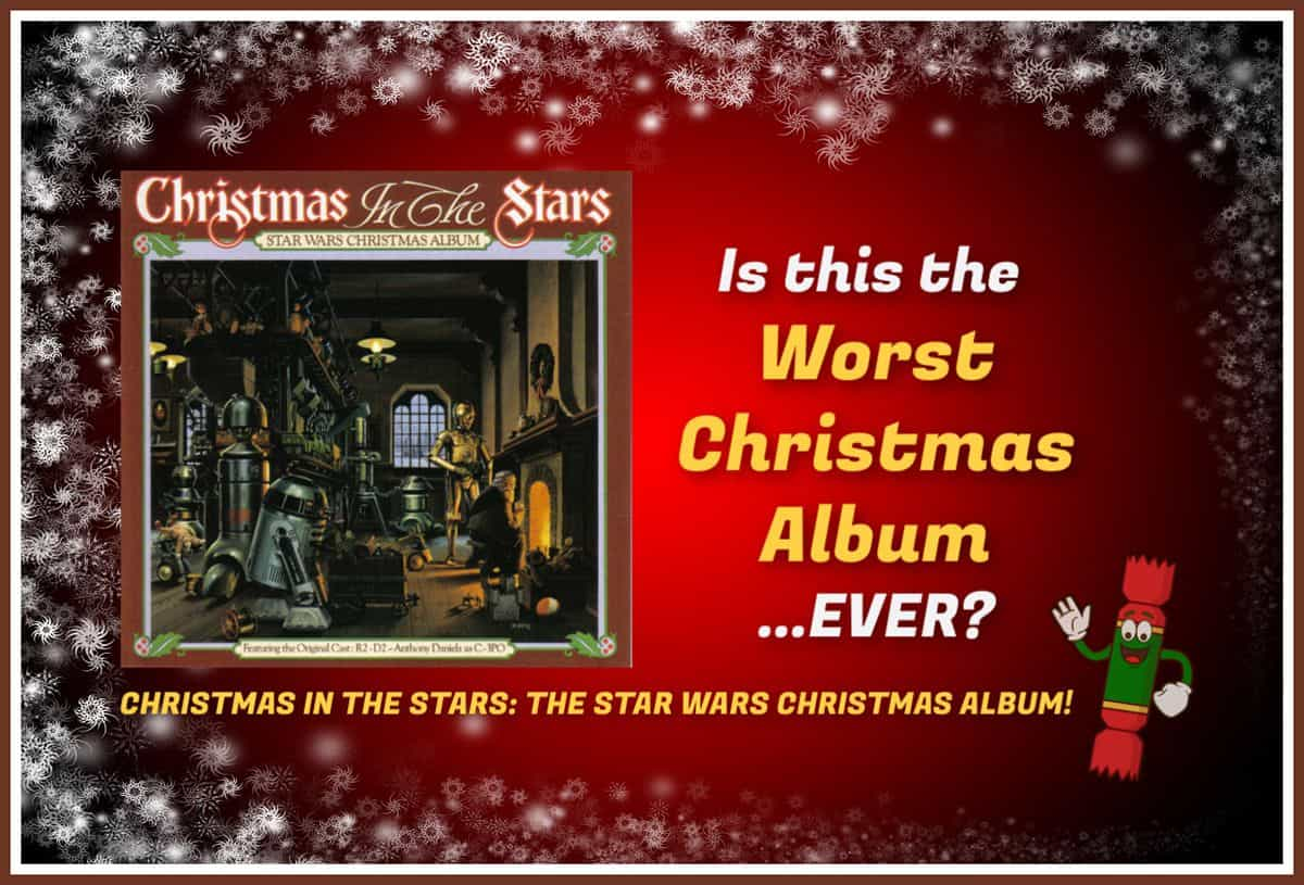 Christmas in the Stars Star Wars Christmas Album