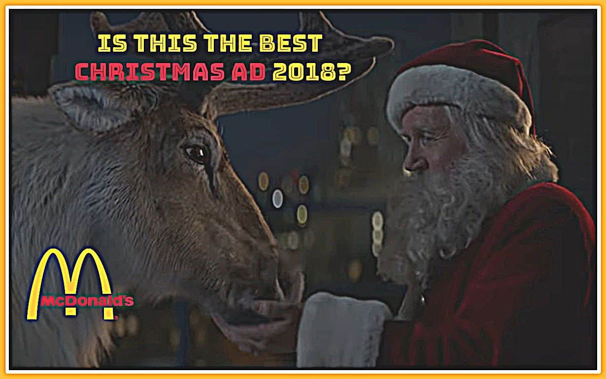 McDonalds Christmas TV Ad 2018