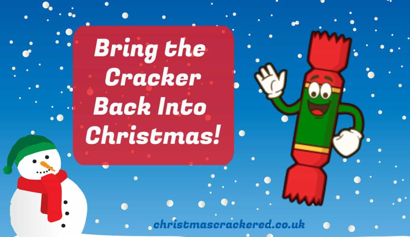 christmas crackers tradition
