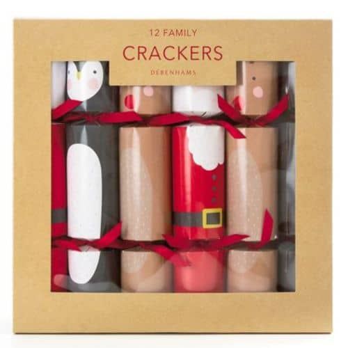 debenhamd christmas crackers