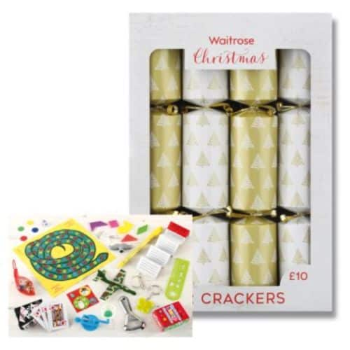 waitrose christmas crackers
