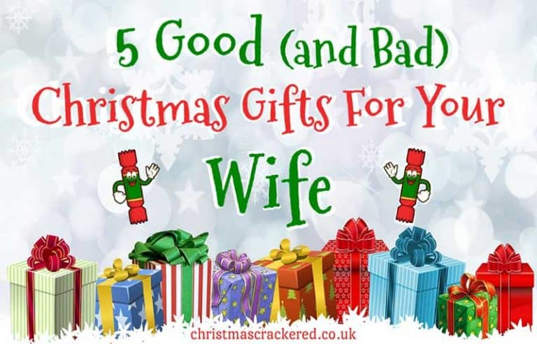 Christmas Gifts For Your Wife