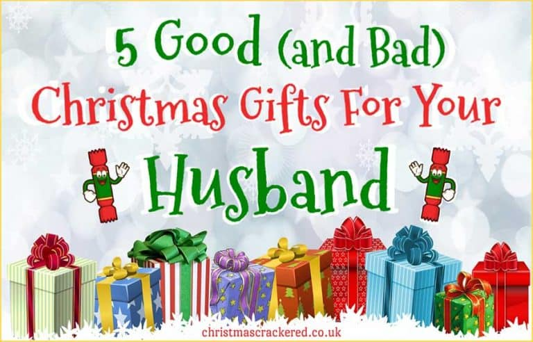 Christmas Gifts for Your Husband