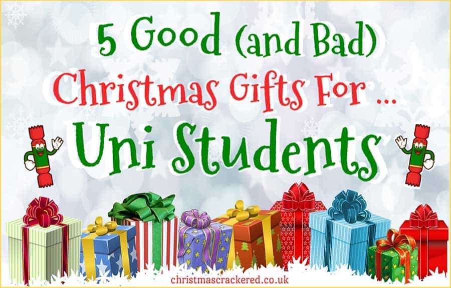 Christmas Gifts for Uni Students